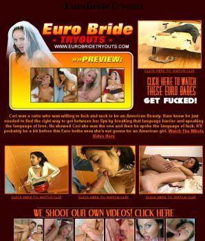 EuroBrideTryouts (SiteRip)