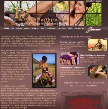 RonisParadise (SiteRip) Image Cover