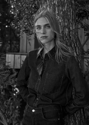 Hedvig Palm - Town & Country Magazine August 2018
