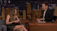 Elizabeth Olsen @ The Tonight Show starring Jimmy Fallon | September 7 2018