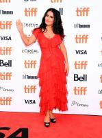 "Salma Hayek - ""The Hummingbird Project"" premiere during 2018 Toronto International Film Festival 9/8/18"