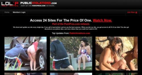 PublicViolations.com SITERIP