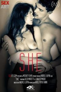 [Sex Art]  She 4K UltraHD (2160p)