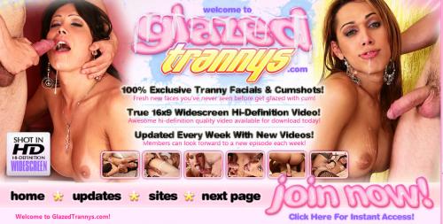 GlazedTrannys.com SITERIP