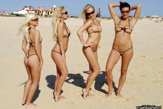 Bikini Pleasure Fuerte Tushy 1
