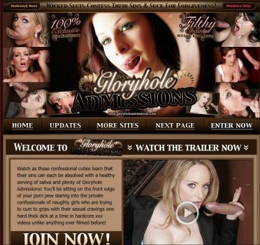 GloryHoleAdmissions (SiteRip)