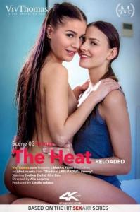 The Heat - Reloaded Episode 3 - Frenzy - Eveline Dellai & Kira Zen [VivThomas.com / MetArt.com]