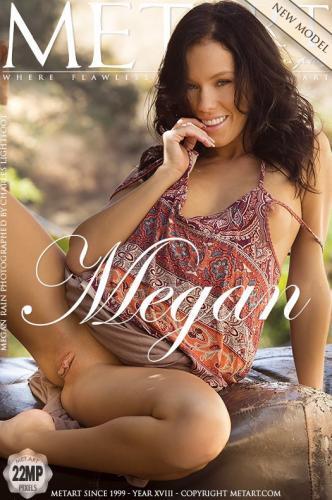 Presenting Megan Rain