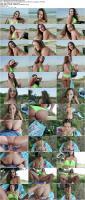 Public Pickups - Amirah Adara: Beach Bum Babe (2018/HD) [OPENLOAD]