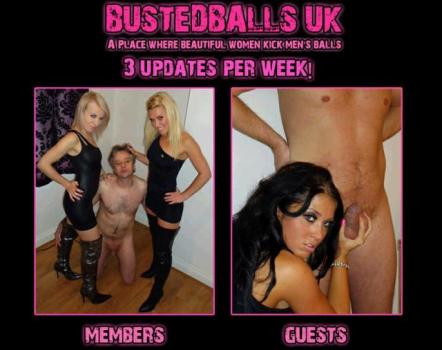 BustedBalls (SiteRip) Image Cover