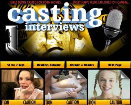 CastingInterviews (SiteRip) Image Cover