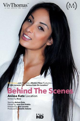 Behind The Scenes: Anissa Kate On Location