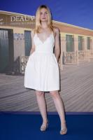 Elle Fanning - 'Galveston' photocall at the 44th Deauville American Film Festival in France 9/1/18