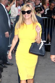 Reese Witherspoon at Good Morning America in NYC 9/17/18