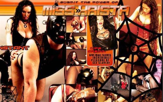 MissKrista (SiteRip) Image Cover