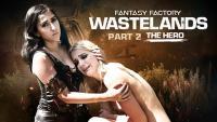 GirlsWay   April O'Neil, Kenna James   Wastelands Episode 2