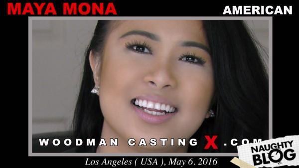 Woodman Casting X - Maya Mona