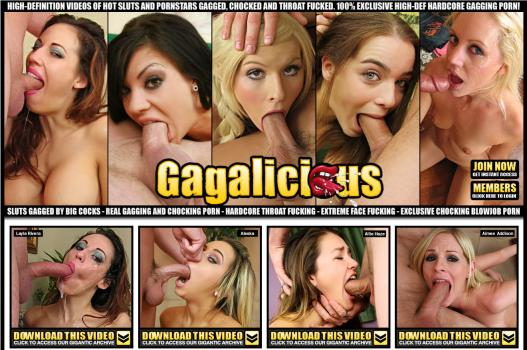 Gagalicious (SiteRip)