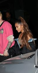 Ariana Grande - Out In NYC - 09-20-2018