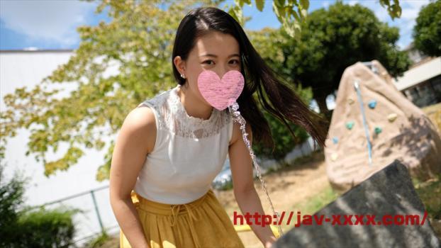 FC2-PPV-917601 Minori 21 years old ♪ almost virgin neat