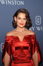 "Katie Holmes - Harry Winston Unveils ""New York Collection"" in NYC 9/20/18"