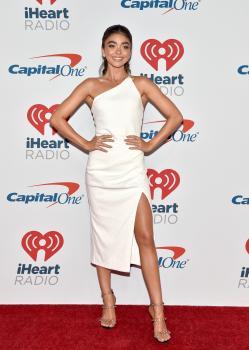 Sarah Hyland - iHeartRadio Music Festival in Las Vegas 9/21/18