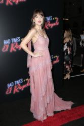 Dakota Johnson - Bad Times At The El Royale Premiere in LA - 9/22/18 k6r6ktazs2.jpg