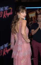 Dakota Johnson - Bad Times At The El Royale Premiere in LA - 9/22/18