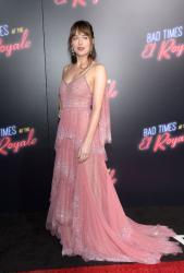 Dakota Johnson - Bad Times At The El Royale Premiere in LA - 9/22/18