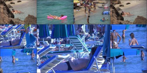 HD Beach Voyeur 01