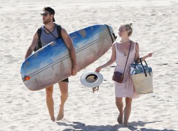 Julianne Hough in a bikini at the beach Newport Beach 9/23/18i6r7cnem4b.jpg