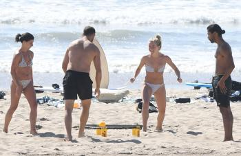 Julianne Hough in a bikini at the beach Newport Beach 9/23/1846r7cnrun2.jpg