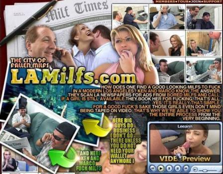 LAMilfs (SiteRip)