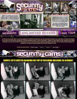SecurityCams (SiteRip)