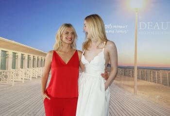Elle Fanning - *Galveston* Photocall at Deauville American Film Festival 9/1
