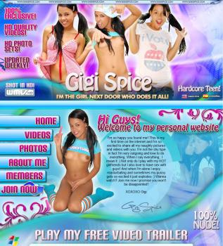 GigiSpice (SiteRip) Image Cover