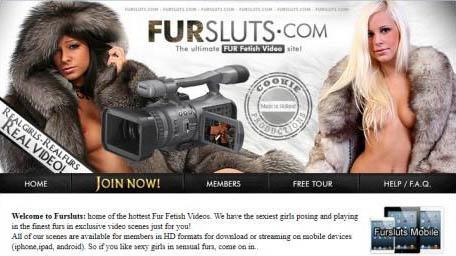 FurSluts (SiteRip)