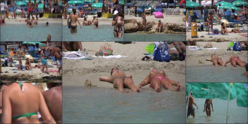 HD Beach Voyeur 12