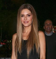 Maria Menounos - Out in West Hollywood 9/27/18