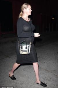 Kate Upton - Out in West Hollywood 9/27/18
