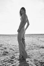 Justine Nicolas  nackt