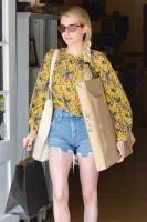 Emma Roberts - Out running errands in Brentwood 9/01/18