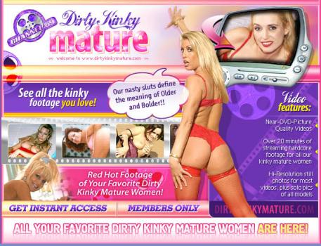 DirtyKinkyMature (SiteRip) Image Cover