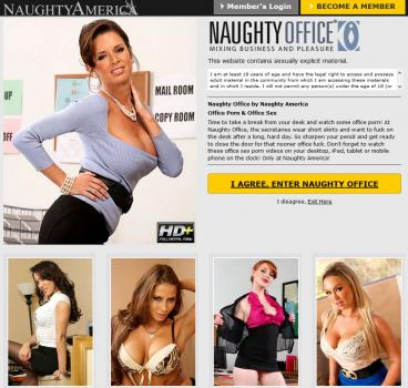 NaughtyOffice (SiteRip) Image Cover