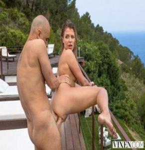 Vixen - Babysitting In Ibiza - Classic Porn 4K - Mary Kalisy & Christian Clay