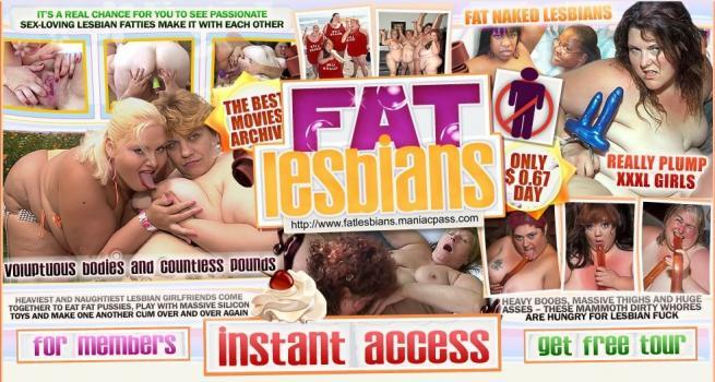 FatLesbians (SiteRip) Image Cover