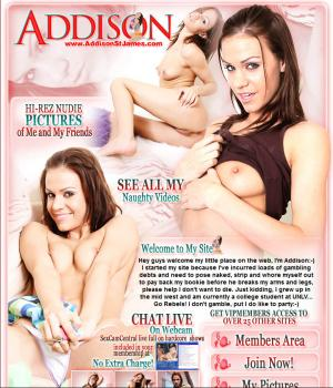 AddisonStJames (SiteRip) Image Cover